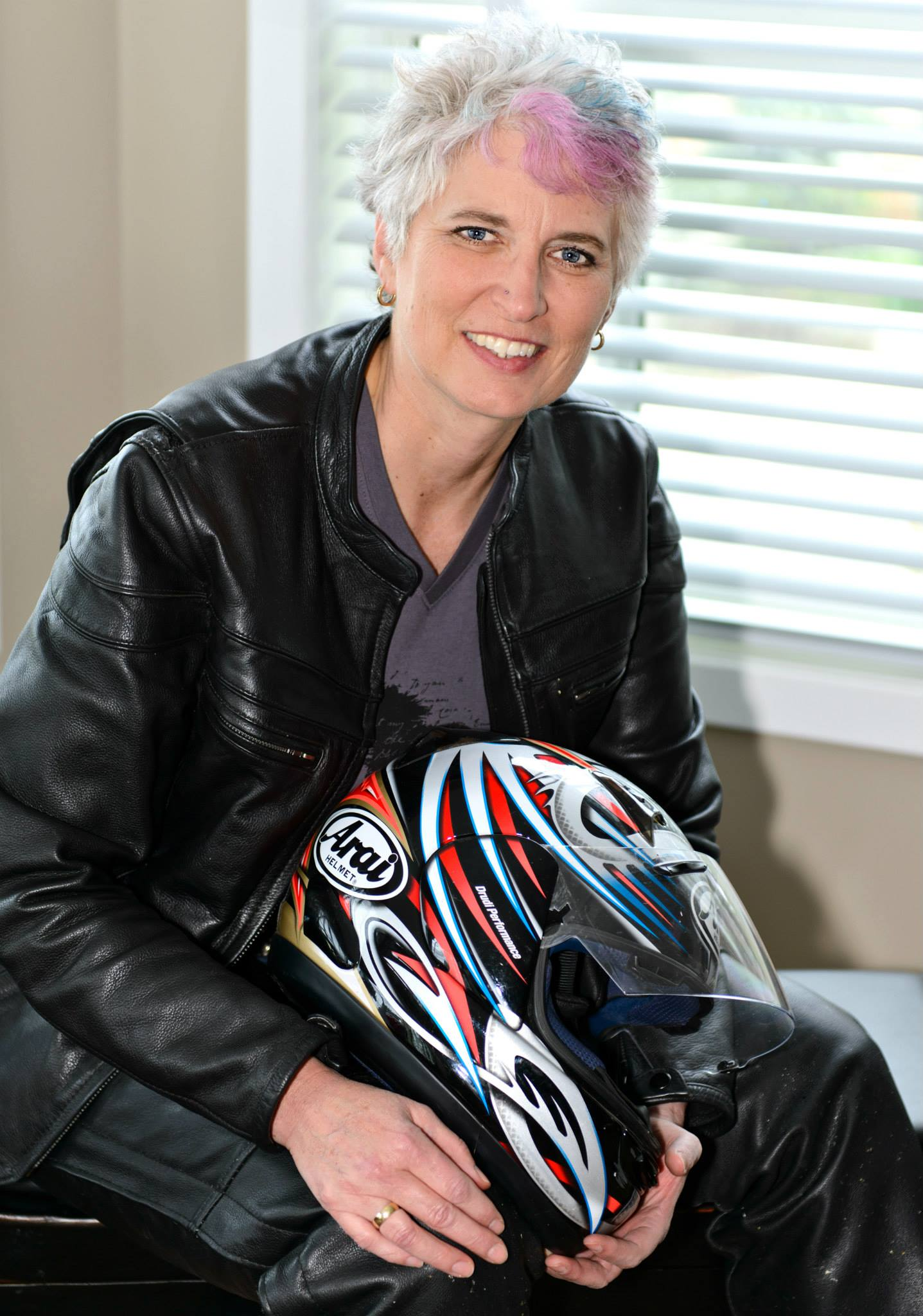 Speaker at Steel Horse Sisterhood 2015 Summit